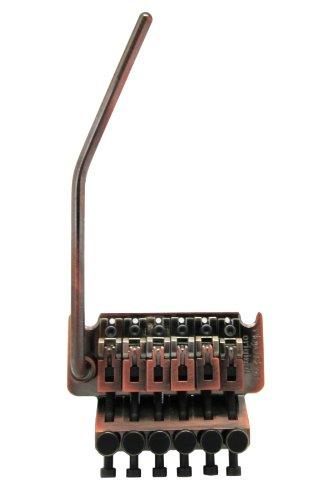 Original Tremolo System (Floyd Rose Lefty Original Tremolo System Vintage Copper with L3)