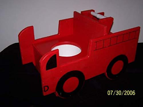 Firetruck Potty Chair