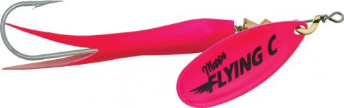 Flying C 5/8 Hot Pink Blade and ()