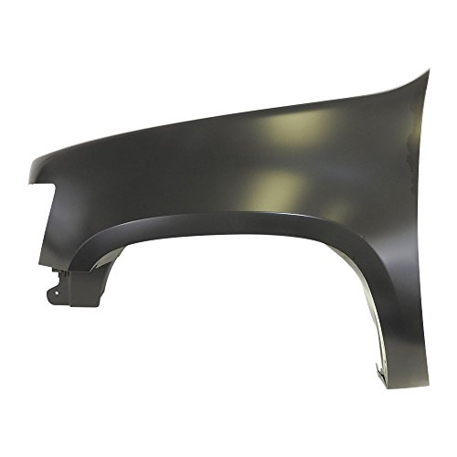 Titanium Plus Autoparts, 2007-2014 Fits For Chevrolet Avlanche/Suburban/Tahoe Front,Left Driver Side Fender
