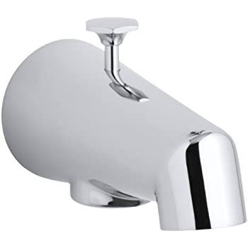 Kohler Genuine Part Gp85556 Cp Diverter Bath Spout Slip