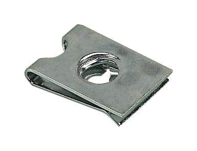 UNST- Z100 4 Pack of 100 Pack of 5 1.62mm Panel Thickness Nut N4 Captive Steel N4 - UNST- Z100