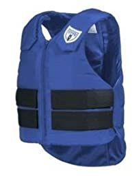 Tipperary Ride-Lite Vest Youth Medium Royal Blue