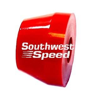 NEW SOUTHWEST SPEED RACING SMALL RUBBER TORQUE LINK SPRING, 2.125