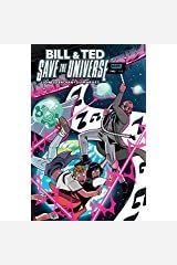 Bill & Ted Save the Universe #2 Available: 7/19/17 Comic