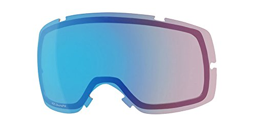 Smith Optics Vice Adult Replacement Lense Snow Goggles Accessories Chromapop Storm Rose Flash/One Size