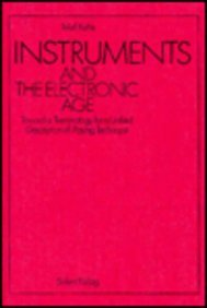 Instruments And The Electronic Age