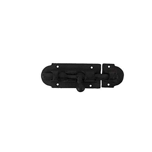 Metal Antique Style Sliding Door Lock Home Security Barrel Bolt Latch Gate Hardware