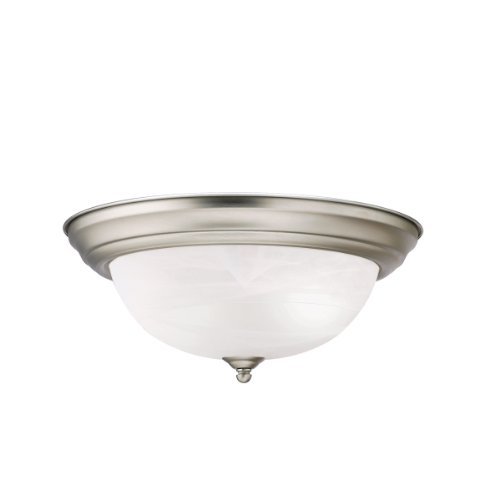 Kichler Lighting 8109NI Transitional Alabaster