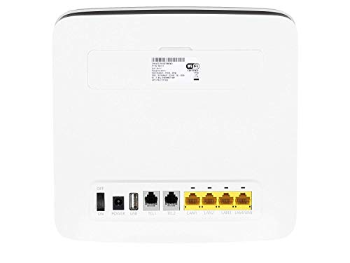 Unlocked Huawei E5186s-22 4G/LTE CAT 6 300mbps WiFi/LAN Router. VOIP,...