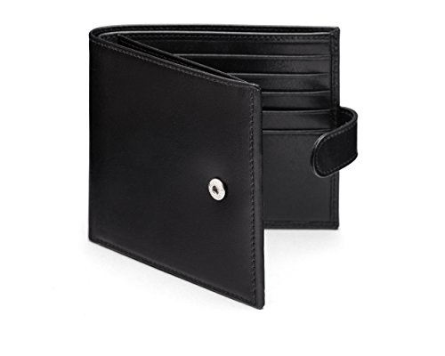 SAGEBROWN Black With Page Wallet Black Wallet Hip SAGEBROWN With Extra Page SAGEBROWN Hip Extra rx64YqwrF