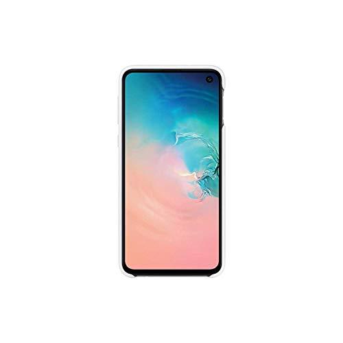 Samsung Official Original Non-Slip, Soft-Touch Silicone Silicone Case for Galaxy S10e / S10 / S10+ (Plus) (Green, Galaxy S10e)
