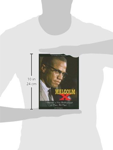 Malcolm X: ''I Believe in the Brotherhood of Man, All Men'' (American Rebels)