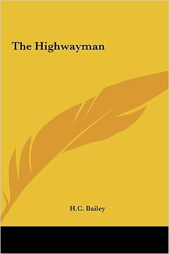 the highwayman plot