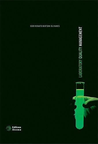 Laboratory Quality Management (English Edition)