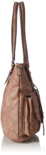 Bag Bernadette Shopping Tamaris Mauve Rose Cartables dFEfw4