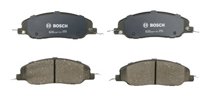 - Bosch BC1081 QuietCast Premium Ceramic Disc Brake Pad Set For 2005-2007 Avanti and 2005-2010 Ford Mustang; Front