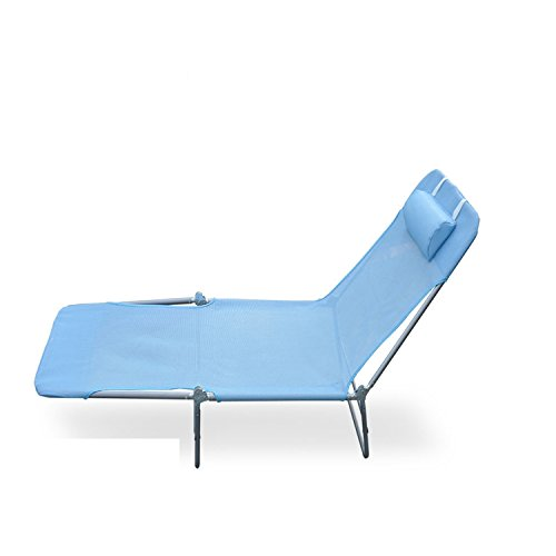 Ostrich chaise lounge green chs 1001g b00nfosnk2 for Blue mesh chaise lounge