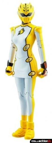 yellow cheetah jungle fury power ranger basic figures
