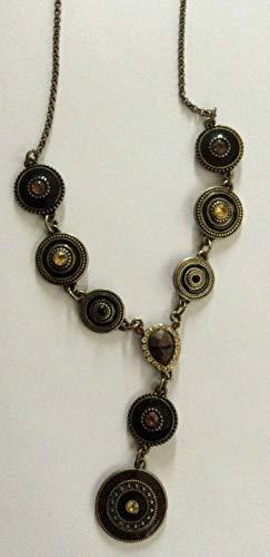 Avon Wild Safari Y Necklace Gift Set
