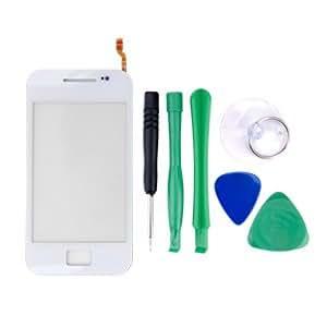 Pantalla Tactil Digitalizador Cristal Modulo Completo Blanco para SAMSUNG GALAXY ACE S5830 (NO LLEVA LCD)