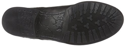 Inuovo TECHIE - botas de cuero mujer negro - negro