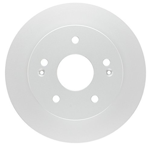 Bosch 26010758 QuietCast Premium Disc Brake Rotor For: Acura CSX, ILX; Honda Civic, Prelude, Rear ()