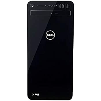 Amazon com: Dell XPS 8930 Tower Desktop - 8th Gen  Intel Core i7