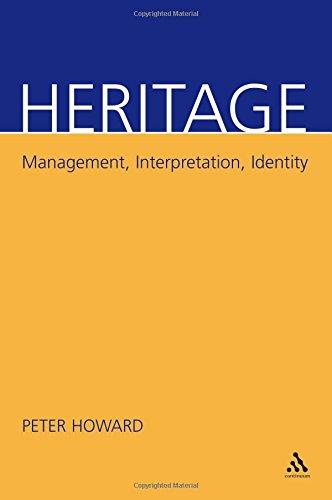 Heritage: Management, Interpretation, Identity PDF