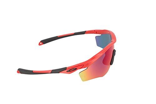 Del Sonnenbrille FRAME XL M2 Oakley Positiverediridium Marco Color Color de Lente OO9343 Redline La qwgdP4d