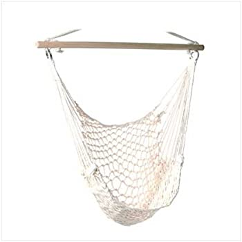 High Quality Gifts U0026 Decor Cotton Rope Hammock Cradle Chair With Wood Stretcher