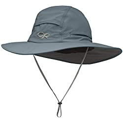 Outdoor Research Unisex Sombriolet Sun Hat Shade LG (7 3/8)