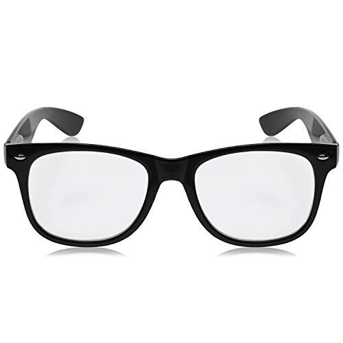 Boomer Eyeware Stylish Retro Rocker High-Quality Designer Reading Glasses for Men & Women, 2.50, ()