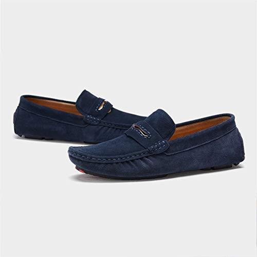 Do Zapatos Zapatos Zapatos Oficina Perezosos de Formales Mocasines Gamuza Zapatos Mocasines Hombre de Ons de y Slip Diario conducción Comfort O4OgHw