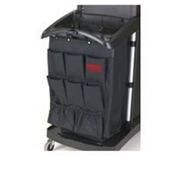 Rubbermaid 9-Pocket Tilt Truck Cart Caddy Bag Organizer F...