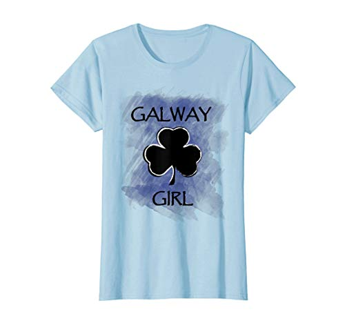 85031a95 Womens Women's Galway Girl Irish T-Shirt