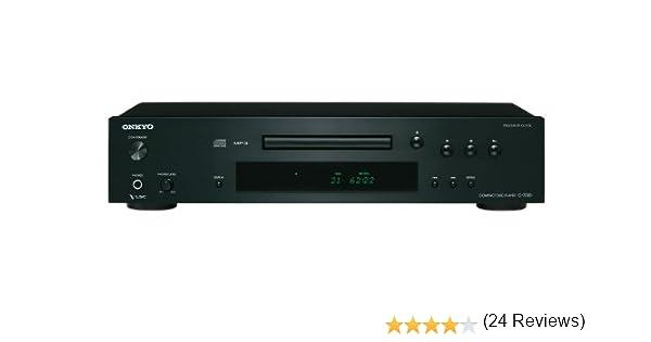 Onkyo C-7030-B - Reproductor de CD, color negro: Amazon.es ...