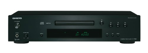 Onkyo C-7030 CD-Player (MP3/WMA) schwarz