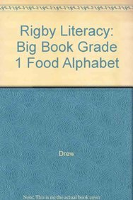 amazon com rigby literacy big book grade 1 food alphabet rh amazon com Rigby Literacy Shared Reading Rigby Literacy 2000 Books