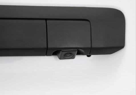 PYvideo Backup Camera Kit Toyota Tacoma (2009 - 2013) for Factory Radio