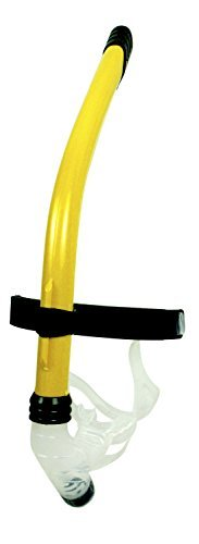 Poolmaster Adult Head-mount Training Snorkel by Poolmaster