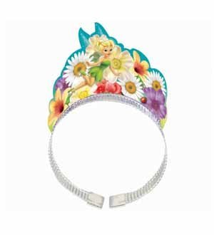 [Tinkerbell Tiara Headband 8ct [Contains 2 Manufacturer Retail Unit(s) Per Amazon Combined Package Sales Unit] - SKU#] (Tinker Bell Child Tiara)