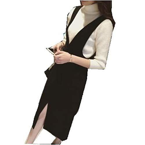 ギネス引き付ける増幅する【L】秋 レディース 女性 オールインワン ロング丈 つりワンピース