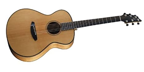 Breedlove Oregon c20smye concierto acústico guitarra eléctrica con funda: Amazon.es: Instrumentos musicales