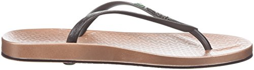 Ipanema Anatomic Brilliant III Fem, Chanclas Para Mujer Mehrfarbig (Rose/Brown)