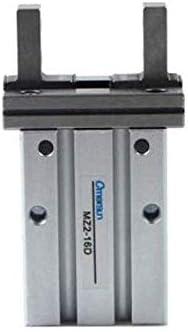 LZP-PP Eloxiertes Aluminium Parallel-Linearführung Air Gripper 16mm Bore MZ2-16D pneumatische Anlagen