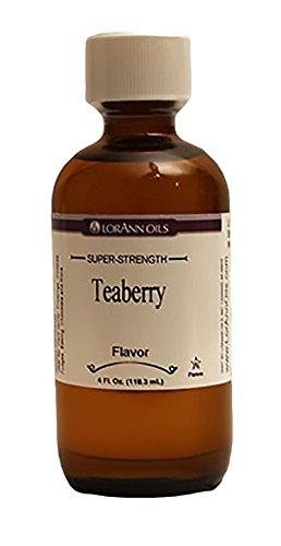 LorAnn Super Strength Teaberry Flavor, 4 Ounce by LorAnn Oils (Image #2)'