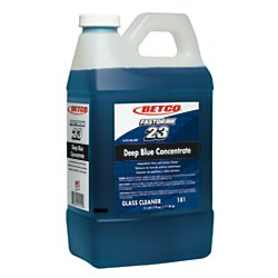 Betco(R) Deep Blue Glass Cleaner, 152 Oz, Pack Of 2 by Betco