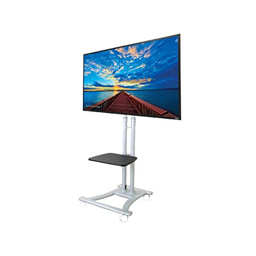 MonMount LCD-8620A Mobile TV Cart for LCD Plasma and LED TV's