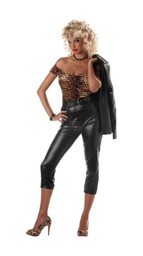 Hot Rod Honey Costume -adult Costume - X Large -
